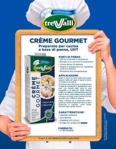 Trevalli Professional Crème Gourmet